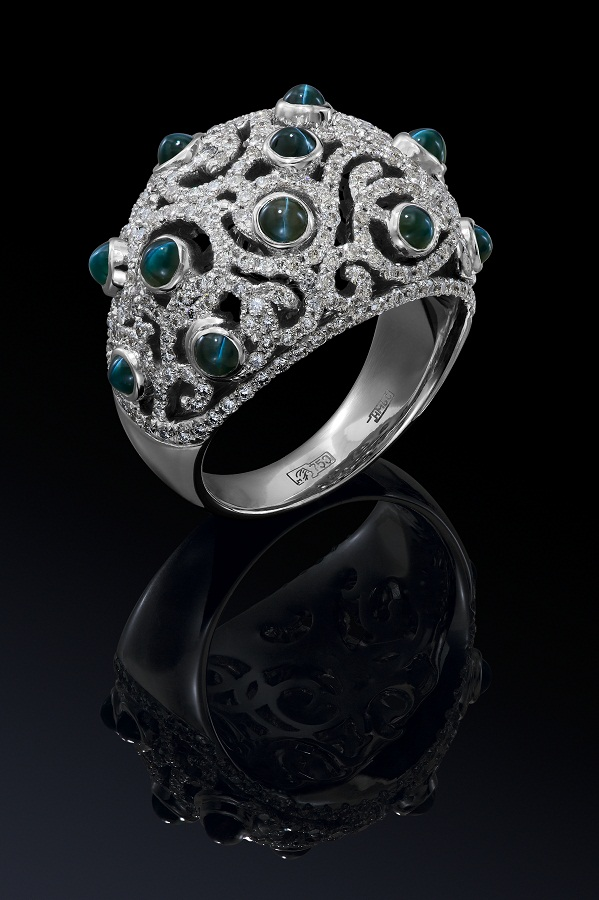 Александрит Izmestiev Diamonds