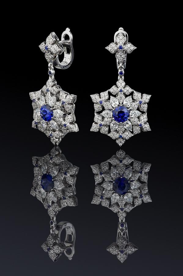 Сапфир Izmestiev Diamonds