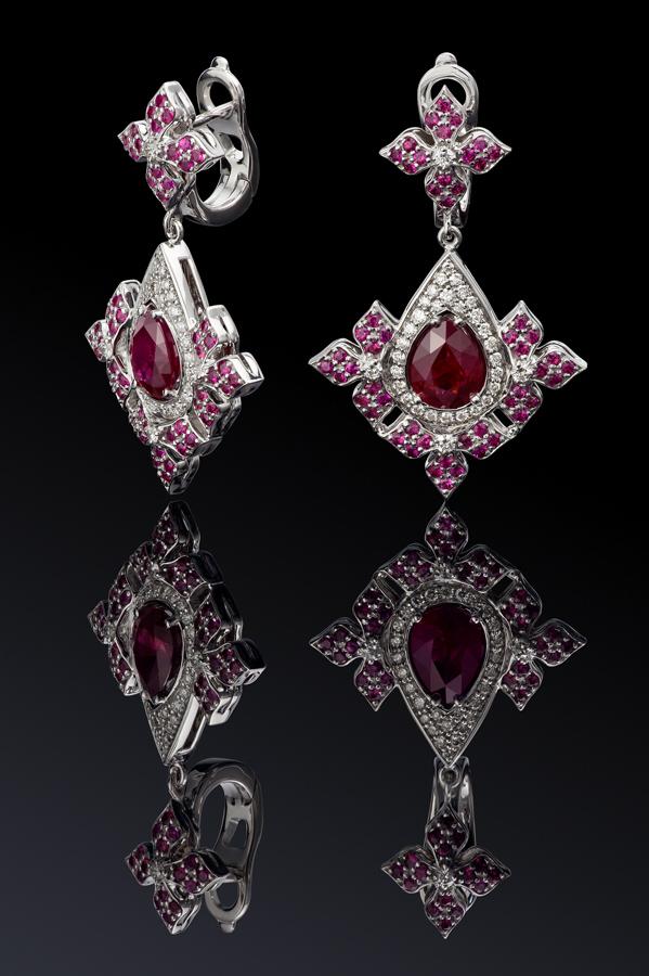 Рубин Izmestiev Diamonds